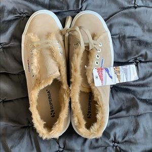 NWT superga shoes